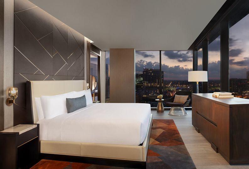 June Presidential Suite Bed