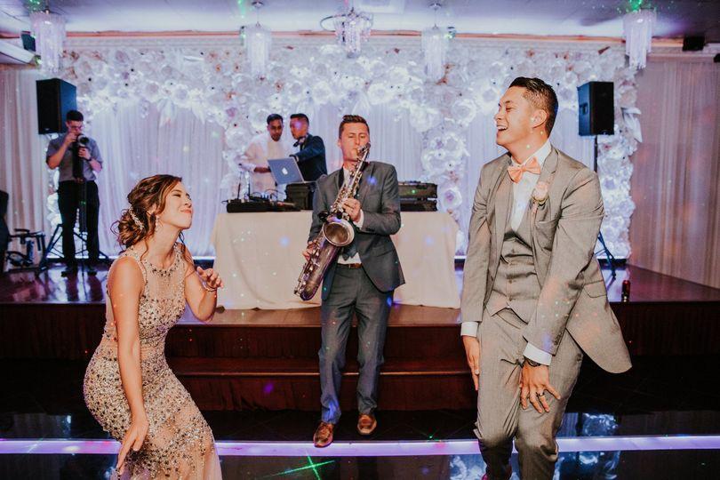 Electrify the dance floor!
