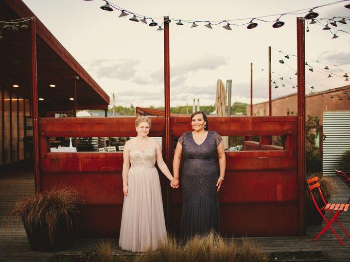 Tmx 1480453804789 260laraheatherweddingwebsized Seattle wedding planner