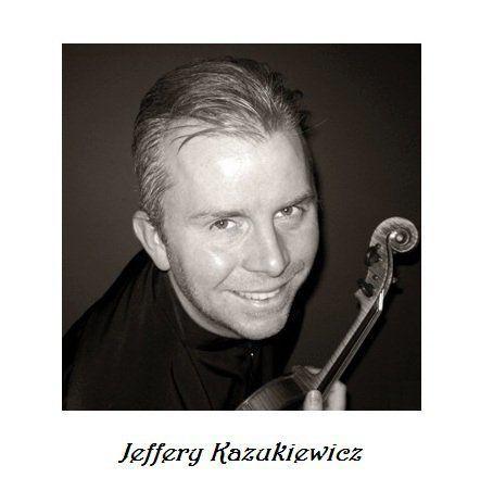 Jeffery Kazukiewicz, Founder / Violinist