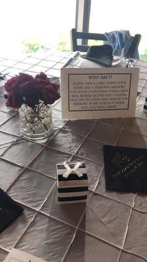 'Bridal card creations