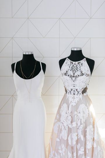 Crepe or lace