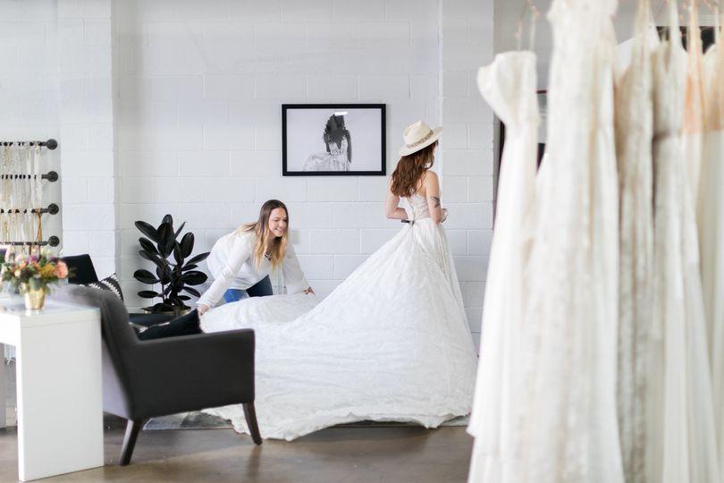 a&be bridal shop