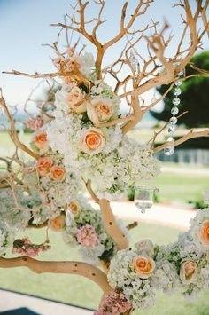 Tmx 1414422152914 Manzanita Tree And Grapewood Centerpieces And Larg Largo wedding