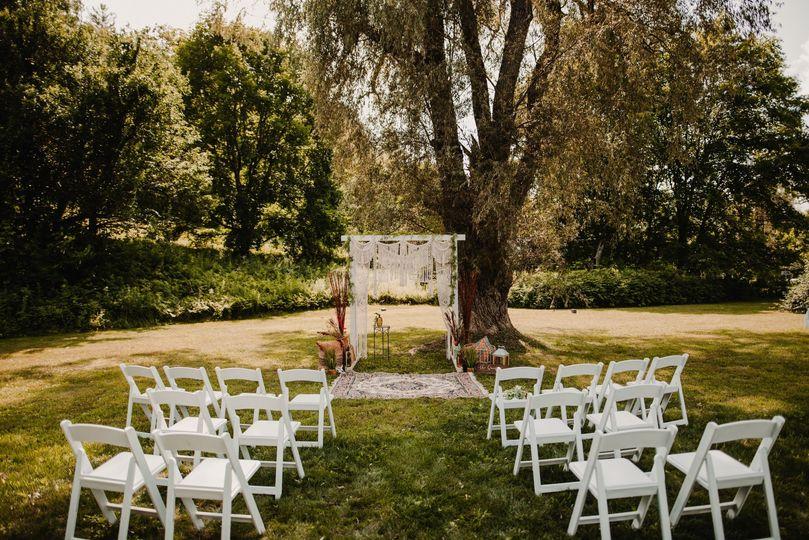 Small Wedding Idea