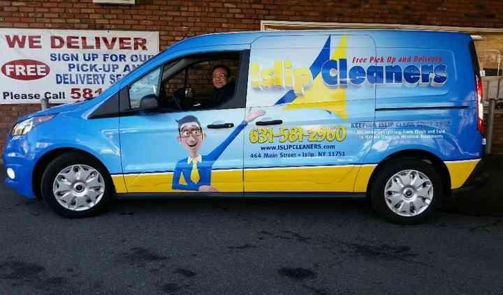 Islip Cleaners