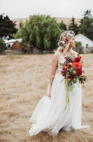 Wedding white - @beccahenryphotography