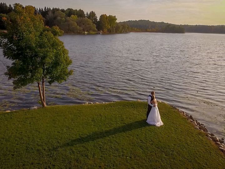 Tmx 1501207277 6ecc96d167c15560 DJI 0014 Ann Arbor, MI wedding videography