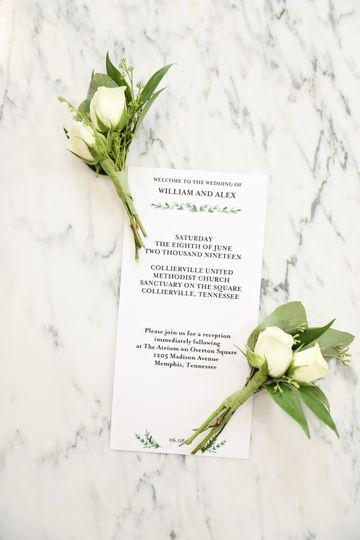 Details: Memphis weddings