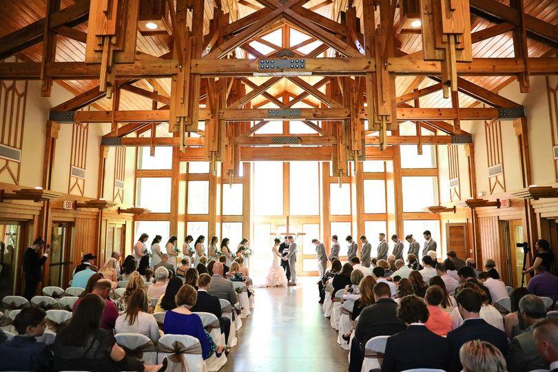 Pinecrest Camp Weddings
