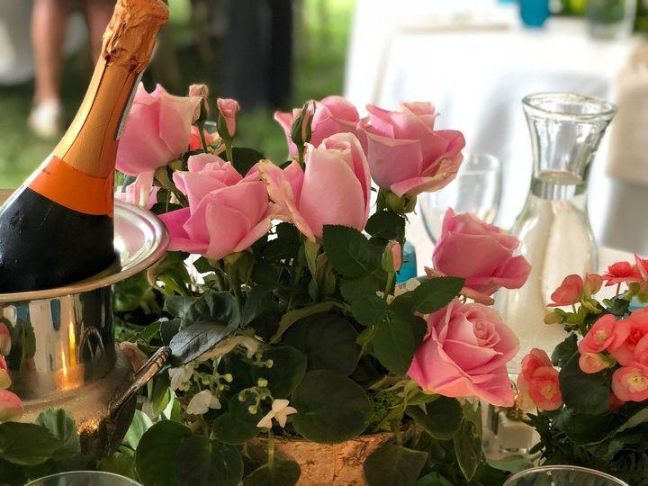 Tmx Wedding Floral Arrangement 51 1917899 161160300312084 Bridgeport, CT wedding catering
