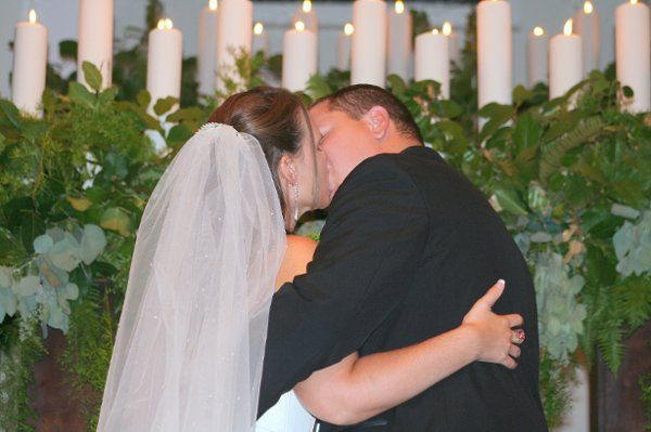 This is Kevin and Mega's weddind in September 2006.. it was really fun taking their wedding...