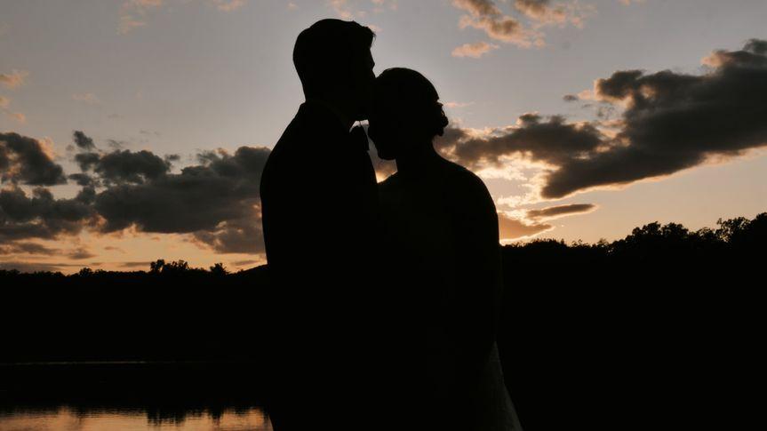 Sunset love story