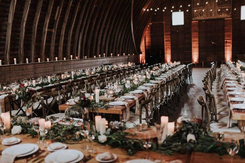 A perfect farm to table dinner