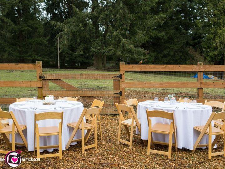 Tmx Forwebsiteandsocialmediafarm Yard Tables Set 136 51 1028899 Bothell, WA wedding venue