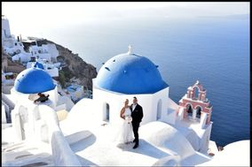 Santorini Weddings by Anna - Pixel Tours