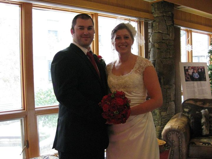 Tmx 1384358264513 Mr. And Mrs. Andrew And Carla Wells Saturday Feb 2 Murrysville, PA wedding officiant