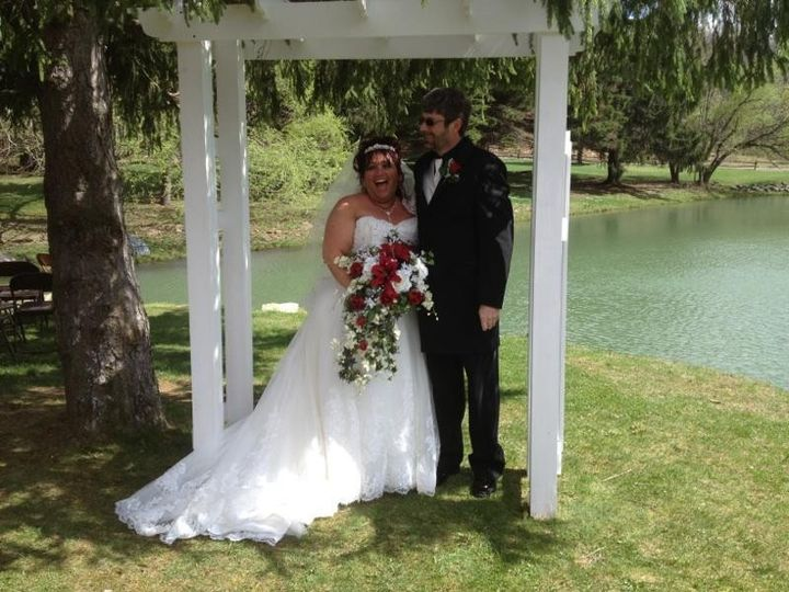Tmx 1384358343155 Mr.  Mrs. Eric And Cindy Robinson 4 20 2013 Penn S Murrysville, PA wedding officiant
