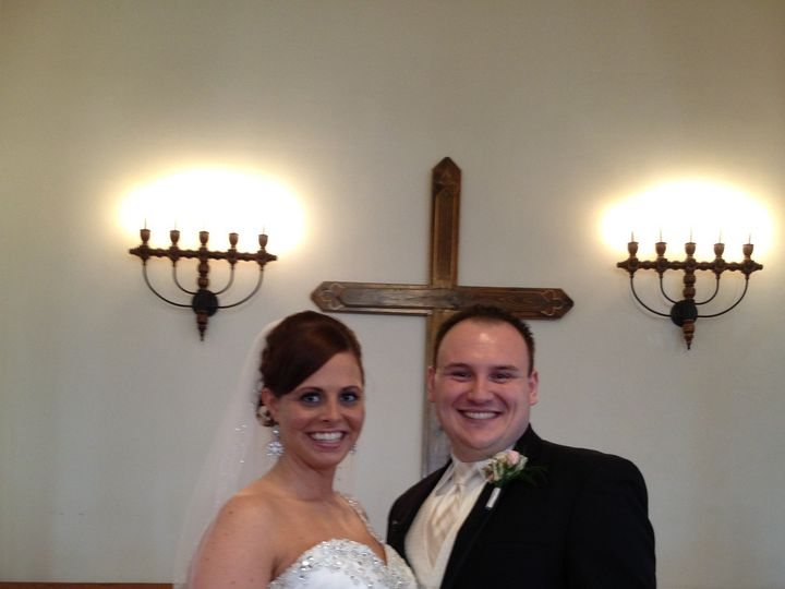 Tmx 1384358353403 Mr. And Mrs. Derek And Erica Pavlovic April 13 201 Murrysville, PA wedding officiant