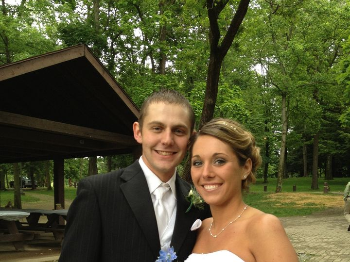 Tmx 1384358491262 Mr. And Mrs. Brian And Lindsey Fricke 6.7.2013 Twi Murrysville, PA wedding officiant