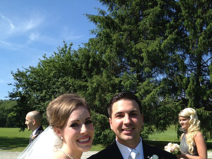 Tmx 1384358613793 Mr. And Mrs. Jed And Katlyn Reaggle 6.15.2013 Fogg Murrysville, PA wedding officiant