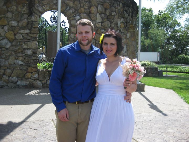 Tmx 1384358643797 Mr. And Mrs. Patrick And Krystal Rulledge June 14  Murrysville, PA wedding officiant
