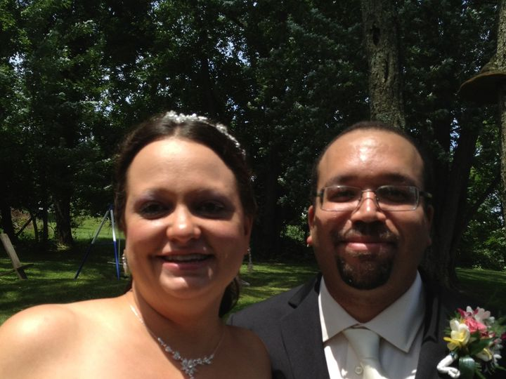 Tmx 1384358706638 Mr.  Mrs. Travis And Pam Lyon   Married 7 20 201 Murrysville, PA wedding officiant