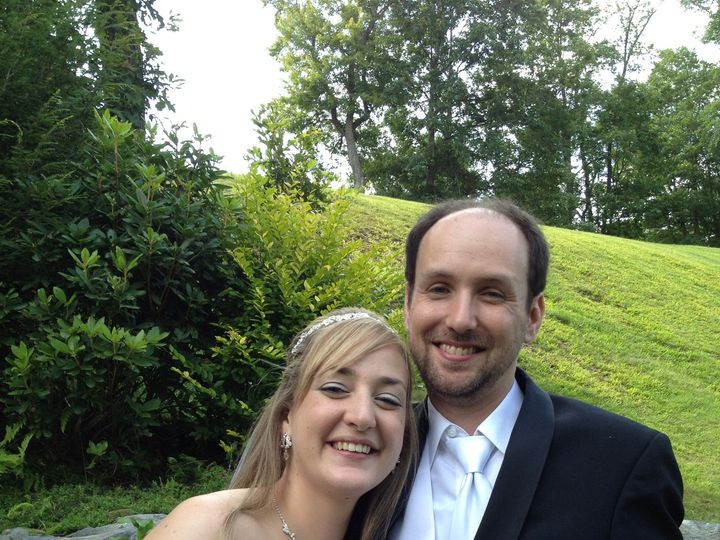Tmx 1384360168392 Mr And Mrs Jason And Tiffani Brooke Edinger August Murrysville, PA wedding officiant