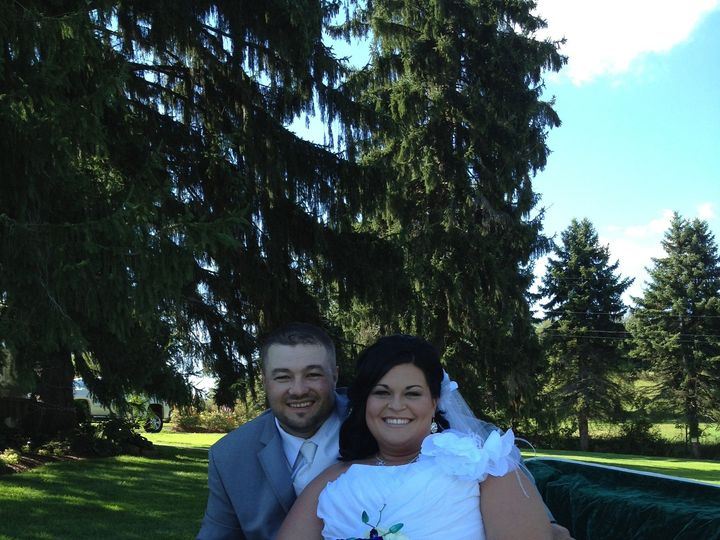 Tmx 1384360921606 Mr. And Mrs. Jayson And Nicole Stonehouse Sept 14  Murrysville, PA wedding officiant