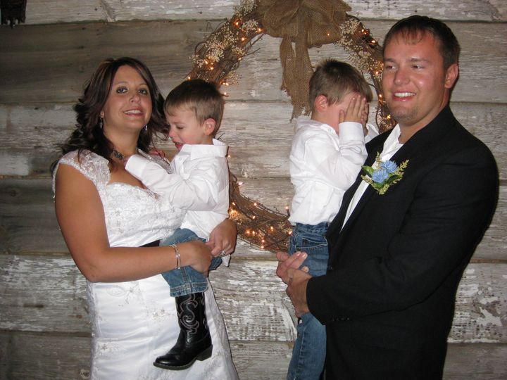 Tmx 1384363021474 Mr. And Mrs. Justin And Serena Leach Lingrow Farm  Murrysville, PA wedding officiant