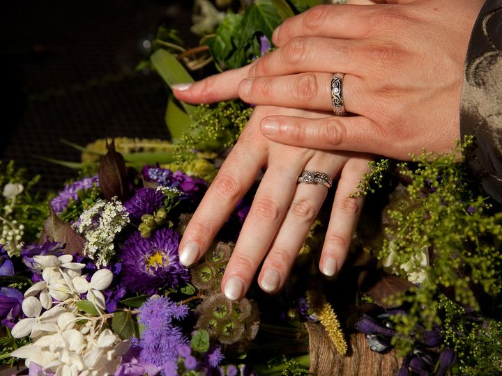 Tmx 1389735694535 Rings On Bouquets  Montclair wedding officiant