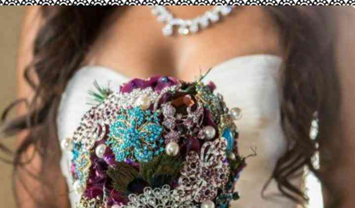 Blinged Bouquet