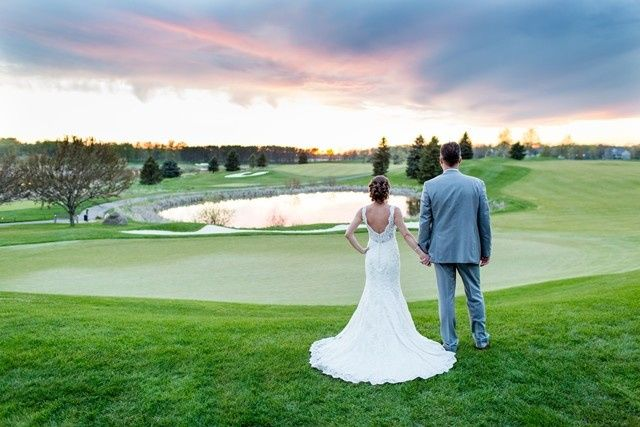 Looking at the course | Crystal Hedberg Photography