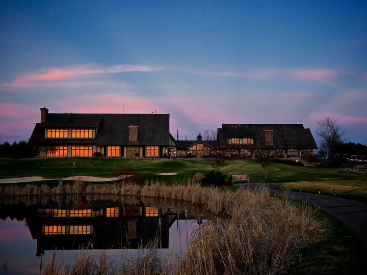 Tmx 1383939871200 Rush Creek Golf Club Night View By Mark A. Schaffe Osseo, MN wedding venue