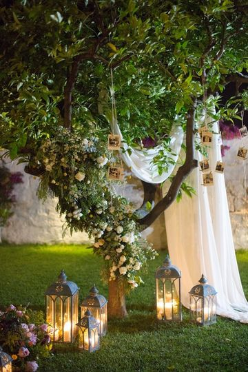 Ceremony tree