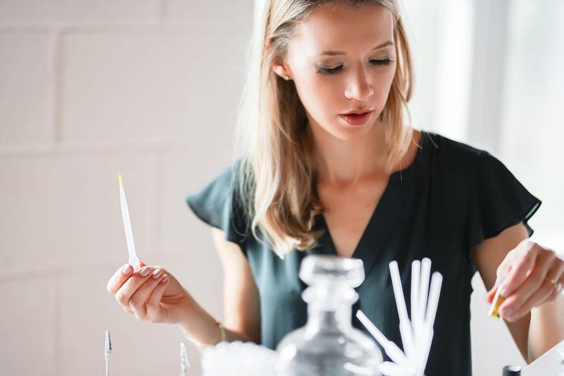 Head Perfumer Katrina