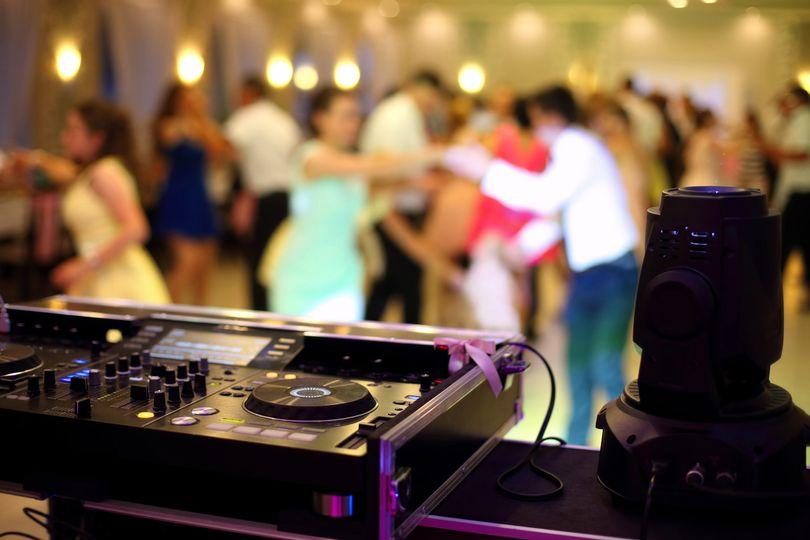 DJ and trivia hosting