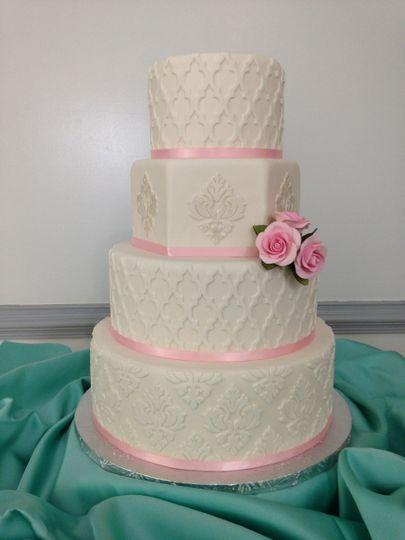 display cake