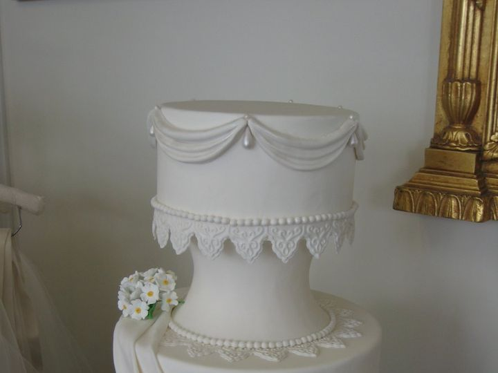 Tmx 1343223512493 Display2 Chester wedding cake