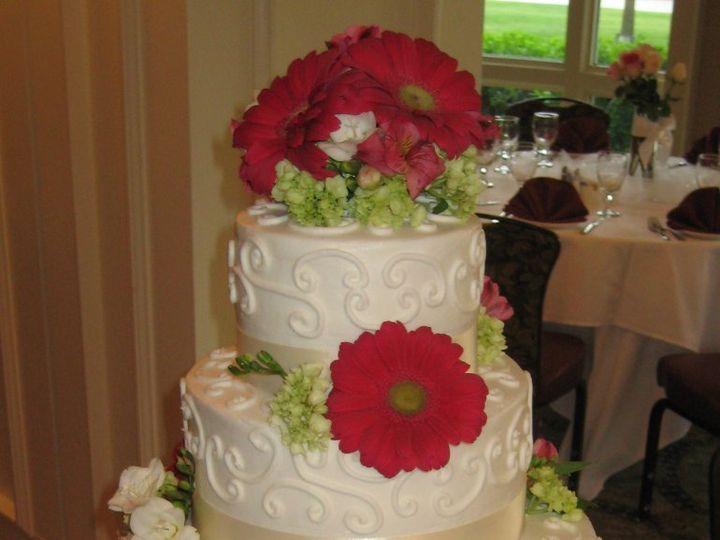 Tmx 1343223532166 IMG0700 Chester wedding cake