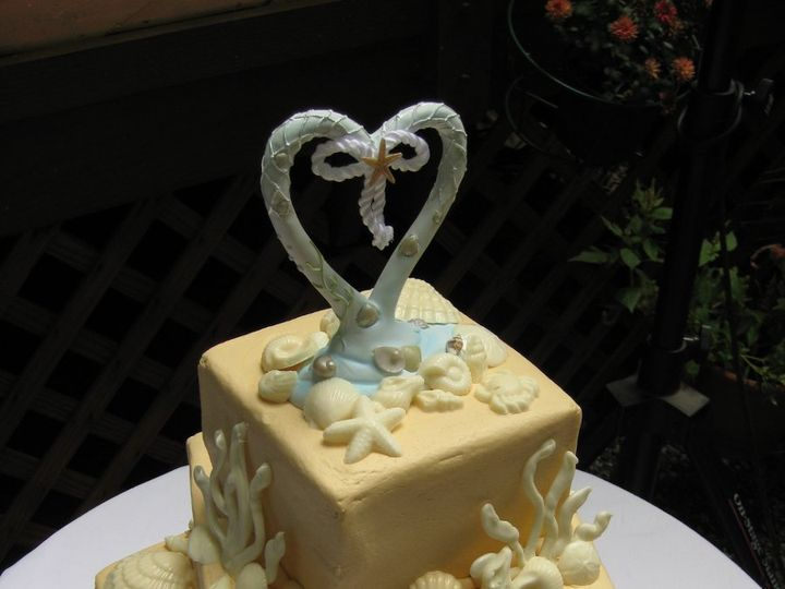 Tmx 1343223568824 IMG1040 Chester wedding cake