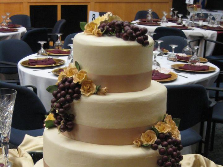 Tmx 1343223599939 IMG1287 Chester wedding cake