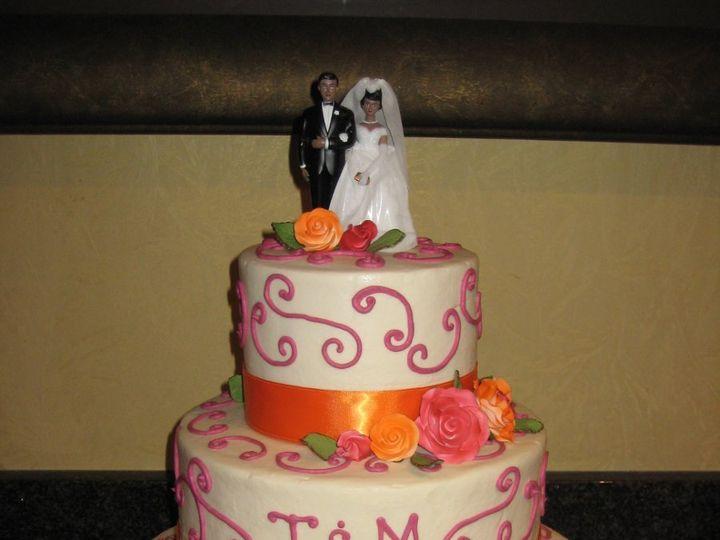 Tmx 1343223662512 Jeannine82011 Chester wedding cake