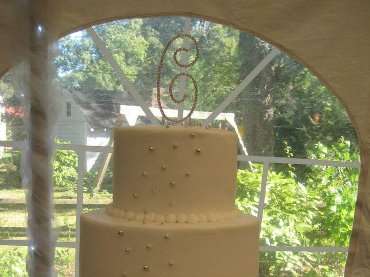 Tmx 1343223704184 Olivia101511 Chester wedding cake