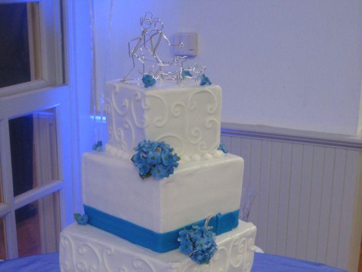 Tmx 1371151172985 Jesenia  Raymond 4 19 13 Chester wedding cake