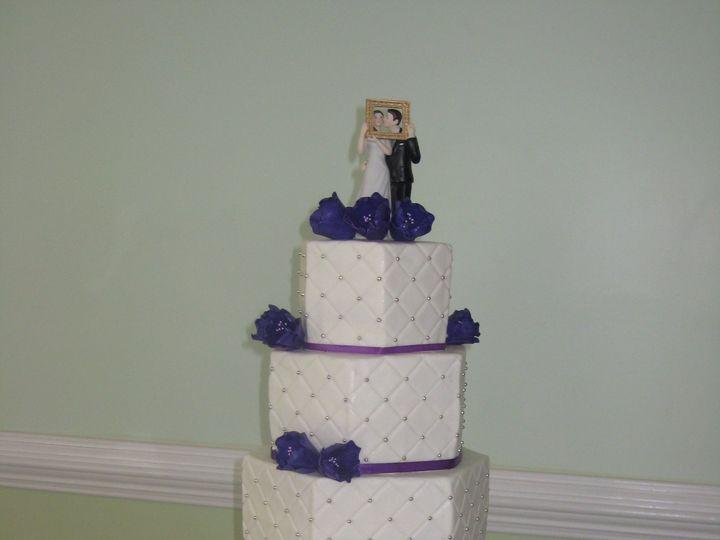 Tmx 1371151202328 Erica  Kenneth 4 27 13 Chester wedding cake