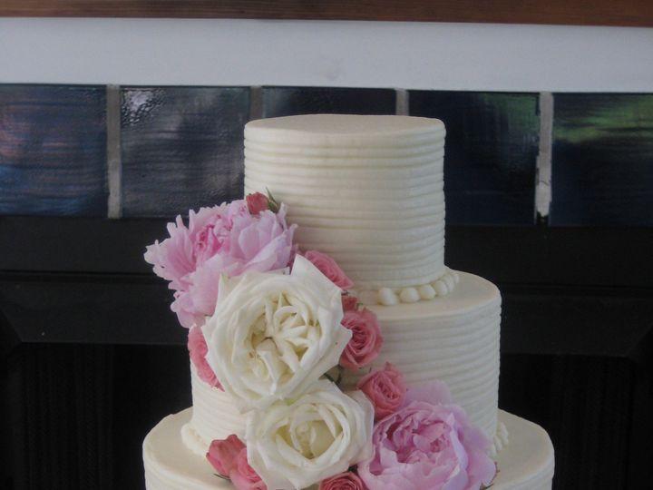 Tmx 1383753978888 Courtney  Eric 6 8 1 Chester wedding cake