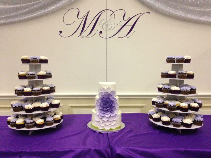 Tmx 1418780325421 Marva  Akwasi 8 16 14 Chester wedding cake
