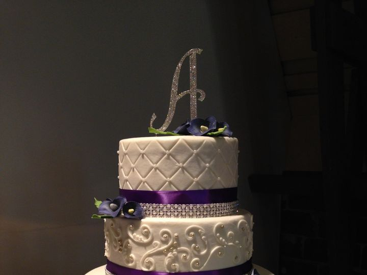 Tmx 1418780356583 Mikell  William 7 19 14 Chester wedding cake
