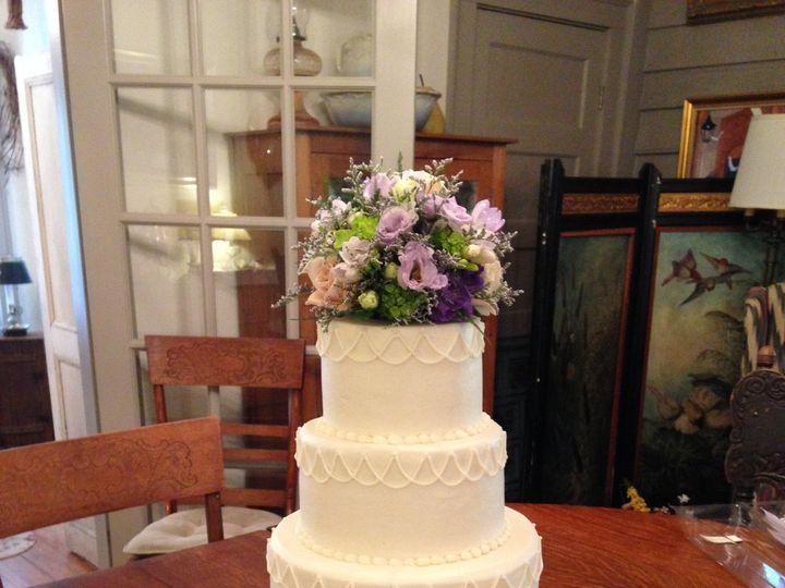 Tmx 1418780393085 Maria  Andrew 6 21 14 Chester wedding cake